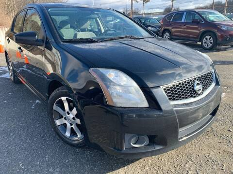 2012 Nissan Sentra for sale at Ron Motor Inc. in Wantage NJ