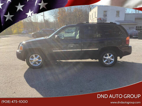 2006 GMC Envoy for sale at DND AUTO GROUP 2 in Asbury NJ