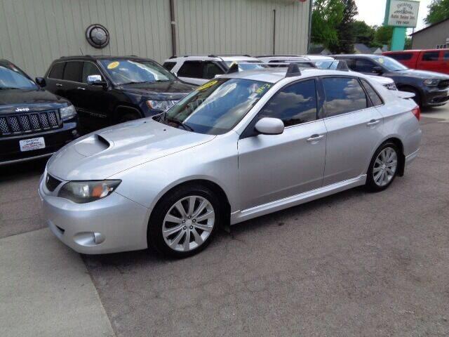 2008 Subaru Impreza for sale at De Anda Auto Sales in Storm Lake IA