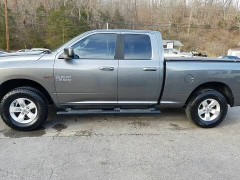 2013 RAM Ram Pickup 1500 for sale at AM Automotive in Erin TN