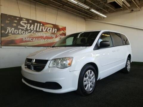 2014 Dodge Grand Caravan for sale at SULLIVAN MOTOR COMPANY INC. in Mesa AZ