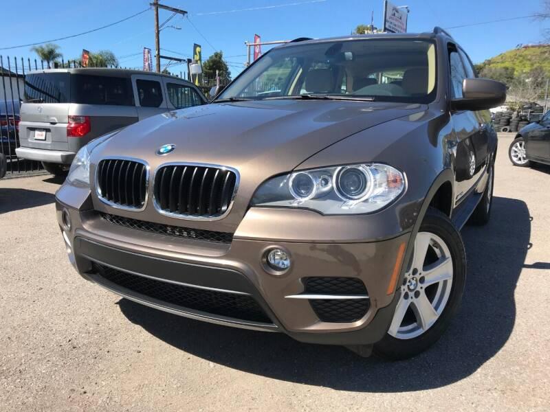 2013 BMW X5 for sale at Vtek Motorsports in El Cajon CA