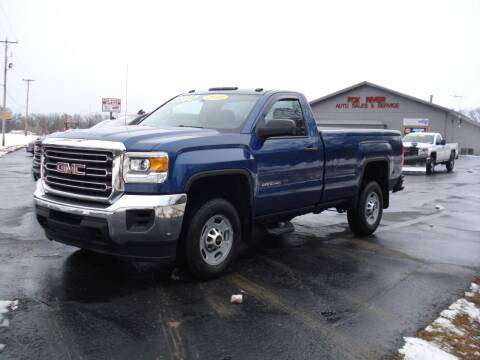 2015 GMC Sierra 2500HD for sale at Fox River Auto Sales in Princeton WI