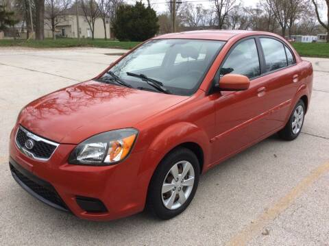 2010 Kia Rio for sale at Luxury Cars Xchange in Lockport IL