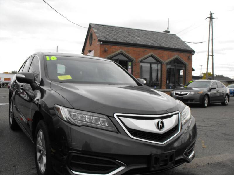 2016 Acura RDX for sale at Merrimack Motors in Lawrence MA