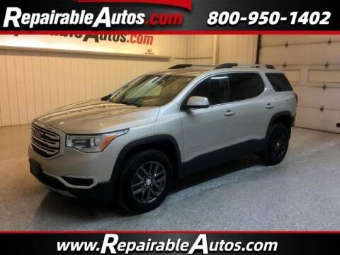 2017 GMC Acadia for sale at Ken's Auto in Strasburg ND