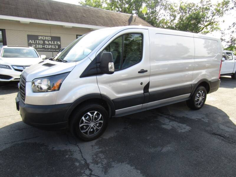 2016 Ford Transit Cargo for sale at 2010 Auto Sales in Troy NY