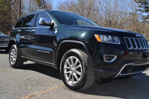 2015 Jeep Grand Cherokee for sale at Victory Auto Sales in Randleman NC