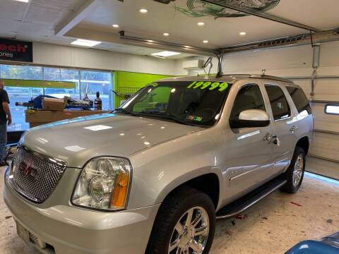 2014 GMC Yukon for sale at Ginters Auto Sales in Camp Hill PA