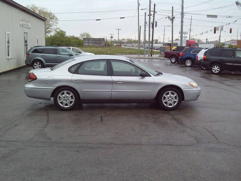 2006 Ford Taurus for sale at Settle Auto Sales TAYLOR ST. in Fort Wayne IN