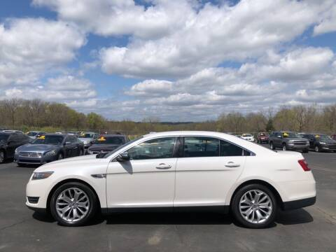 2014 Ford Taurus for sale at CARS PLUS CREDIT in Independence MO