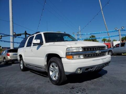 2006 Chevrolet Suburban for sale at Select Autos Inc in Fort Pierce FL