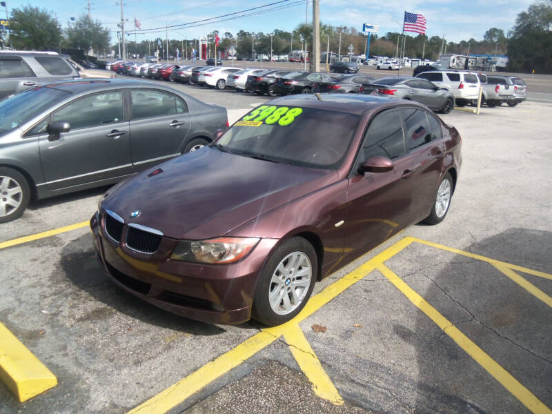 2006 BMW 3 Series for sale at ORANGE PARK AUTO in Jacksonville FL