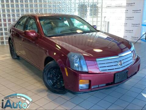 2007 Cadillac CTS for sale at iAuto in Cincinnati OH