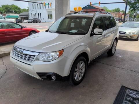 2012 Subaru Forester for sale at ROBINSON AUTO BROKERS in Dallas NC