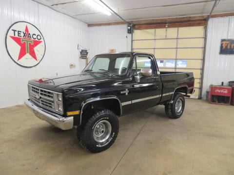 1986 Chevrolet C/K 10 Series for sale at Gibby's Motorsports in Ebensburg PA