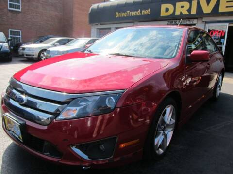 2012 Ford Fusion for sale at DRIVE TREND in Cleveland OH