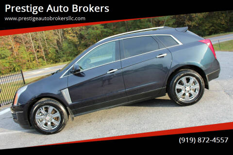 2015 Cadillac SRX for sale at Prestige Auto Brokers in Raleigh NC