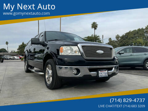 2006 Ford F-150 for sale at My Next Auto in Anaheim CA