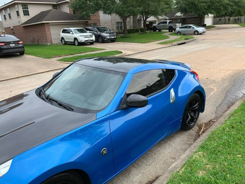 2010 Nissan 370Z for sale at Demetry Automotive in Houston TX