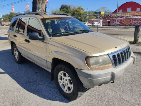 2000 Jeep Grand Cherokee for sale at Advance Import in Tampa FL