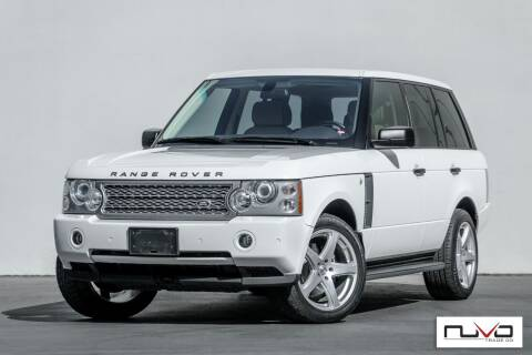 2006 Land Rover Range Rover for sale at Nuvo Trade in Newport Beach CA
