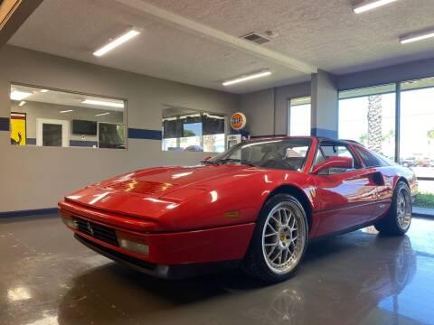 1989 Ferrari 328 GTS for sale at Gallery Junction in Orange CA