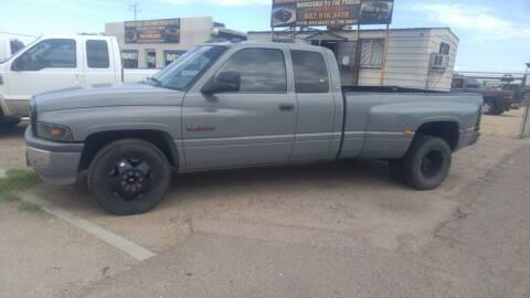 1998 Dodge Ram Pickup 3500 for sale at Advantage Auto Motorsports in Phoenix AZ