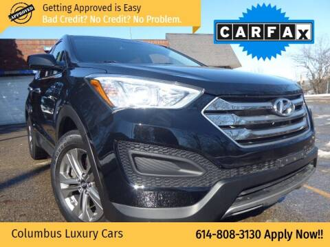 2016 Hyundai Santa Fe Sport for sale at Columbus Luxury Cars in Columbus OH