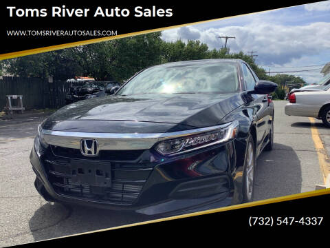 2018 Honda Accord for sale at Toms River Auto Sales in Toms River NJ