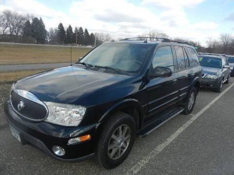 2004 Buick Rainier for sale at Dales Auto Sales in Hutchinson MN