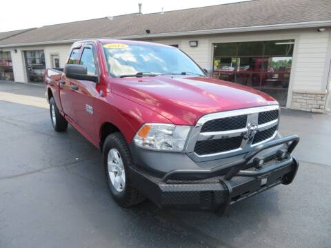 2013 RAM Ram Pickup 1500 for sale at Tri-County Pre-Owned Superstore in Reynoldsburg OH