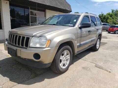 2005 Jeep Grand Cherokee for sale at Best Buy Auto in Mobile AL