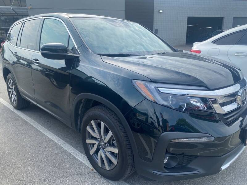 2019 Honda Pilot for sale at Coast to Coast Imports in Fishers IN