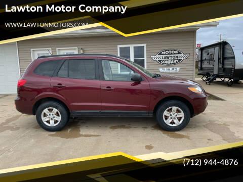 2009 Hyundai Santa Fe for sale at Lawton Motor Company in Lawton IA
