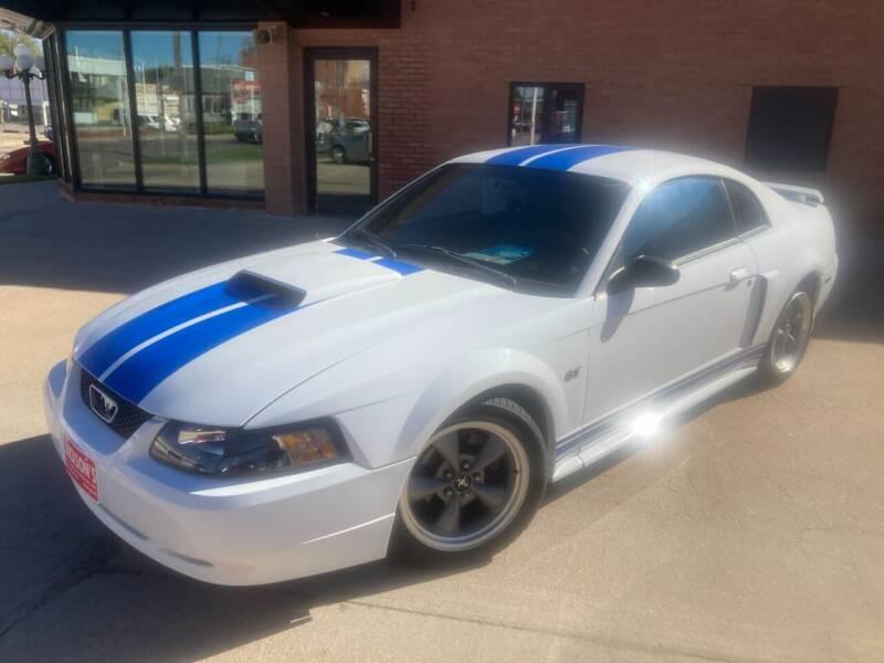 2001 Ford Mustang for sale at Jacksons Car Corner Inc in Hastings NE