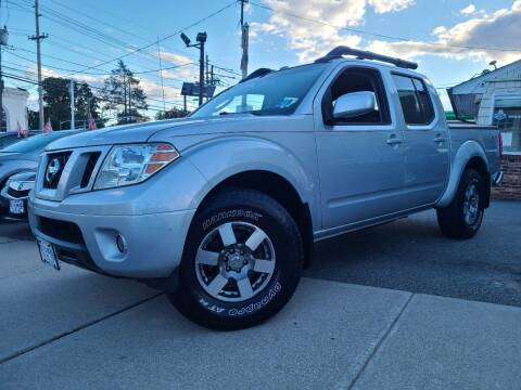 2011 Nissan Frontier for sale at Express Auto Mall in Totowa NJ