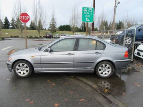 2004 BMW 3 Series for sale at Car Link Auto Sales LLC in Marysville WA