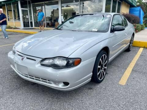 2004 Chevrolet Monte Carlo for sale at Southeast Auto Inc in Baton Rouge LA