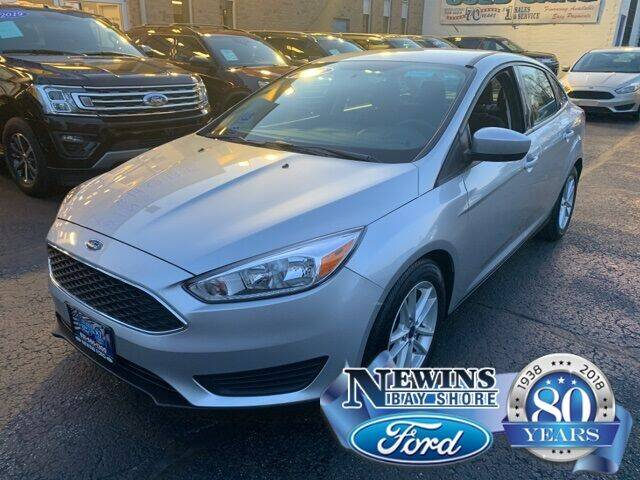 2018 Ford Focus for sale in Bay Shore, NY