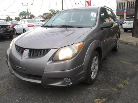 2004 Pontiac Vibe for sale at EZ Finance Auto in Calumet City IL