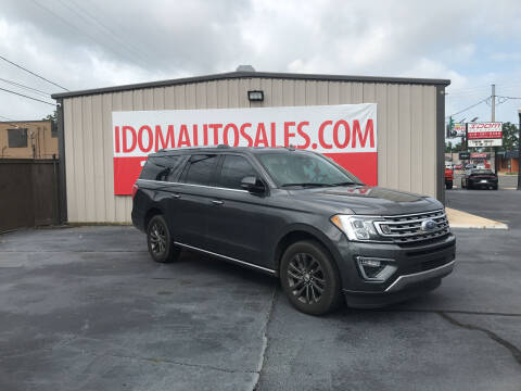 2020 Ford Expedition MAX for sale at Auto Group South - Idom Auto Sales in Monroe LA
