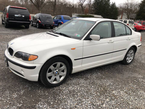2004 BMW 3 Series for sale at DOUG'S USED CARS in East Freedom PA
