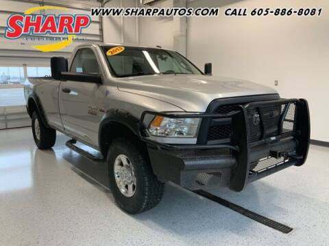2013 RAM Ram Pickup 2500 for sale at Sharp Automotive in Watertown SD