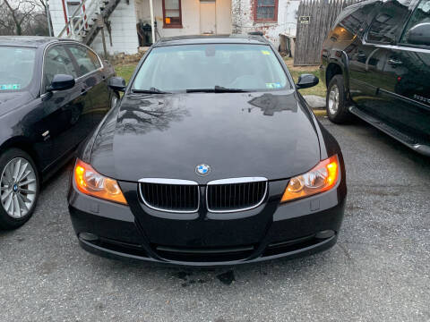 2007 BMW 3 Series for sale at Kars on King Auto Center in Lancaster PA