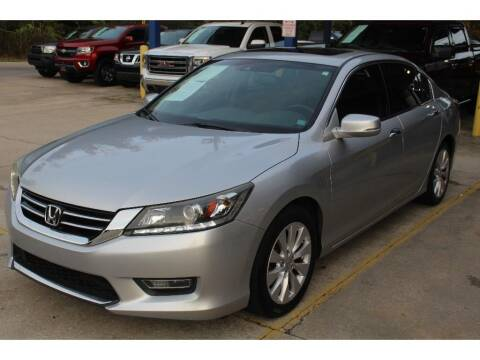 2013 Honda Accord for sale at Inline Auto Sales in Fuquay Varina NC