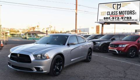 2014 Dodge Charger for sale at 1st Class Motors in Phoenix AZ