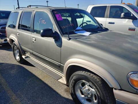 2000 Ford Explorer for sale at Finish Line Auto LLC in Luling LA