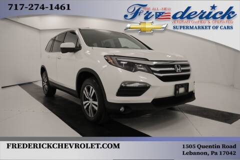 2017 Honda Pilot for sale at Lancaster Pre-Owned in Lancaster PA