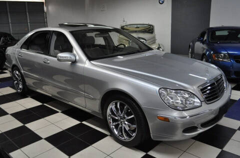 2005 Mercedes-Benz S-Class for sale at Podium Auto Sales Inc in Pompano Beach FL